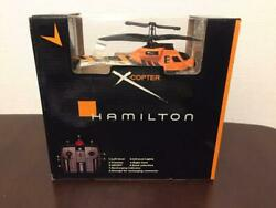 Hamilton X Copter Helicopter Rc Mini Toy Limited From Japan Free Shipping