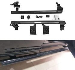 Deployable Running Board Side Steps Nerf Bars Fit For Discovery 4 Lr4 2014-2016