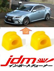 Front Sway Bar Polyurethane Bushing Kit For Lexus Is250 Is350 2005-2011