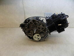 Yamaha Tw200 Engine Motor Without Clutch / Ignition  Tw 200 2020 New