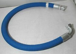 New Eaton/ John Deere Axt18758 Hydraulic Hose And Fitting Assembly 1-3/4