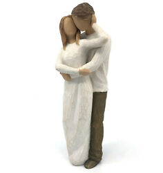 Willow Tree Figurine Together 9in Embracing Couple 2011 Sculpture Susan Lordi