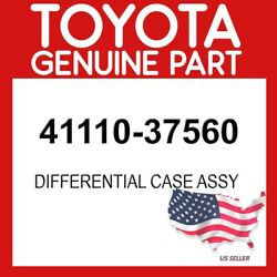 Toyota Genuine Oem 41110-37560 Differential Case Assy 4111037560
