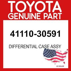 Toyota Genuine Oem 41110-30591 Differential Case Assy 4111030591