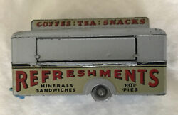 Vintage Matchbox No 74 Mobile Refreshment Canteen Made In England By Lesney
