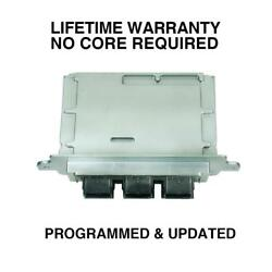 Engine Computer Programmed/updated 2009 Ford Truck 9c3a-12a650-ya Zyy0 5.4l Pcm