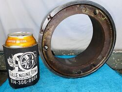 """2 Hp Fairbanks Morse """"t"""" Cast Iron Pulley For Hit Miss Gas Engine Fb Original"""