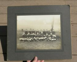 St. Matthew's School Military Academy Rugby Team Photograph Picture 1908