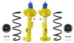 Bilstein B8 Plus Front Struts And B3 Coil Springs B1 Mounts Kit For Bmw E36 Hd Std