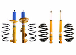 Bilstein B8 Perf Plus Struts And Shock Absorbers B3 Coil Springs Kit For E36 Std