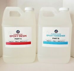 Crystal Clear Bar Table Top Epoxy Resin Coating For Wood Tabletop - 1 Gallon T…