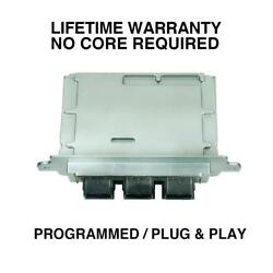 Engine Computer Programmed Plugandplay 2010 Ford Truck 9c3a-12a650-ate Ptb4 6.8l