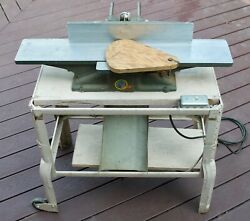 Shopmaster 6 In. Jointer Planer Vintage - Local Pick-up Only