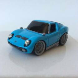 Choro Q Custom Lamborghini Miura Light Blue Diorama M Miniature $99.16