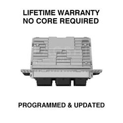 Engine Computer Programmed/updated 2013 Ford Truck Dc3a-12a650-bce Dhl4 6.8l Pcm