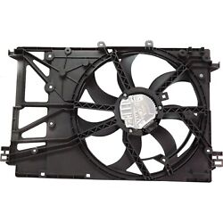 163600p170 New Cooling Fans Assembly For Toyota Camry Rav4 Avalon Lexus Es350 19