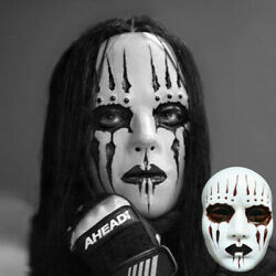 Halloween Scary Rave Party Slipknot Band Joey Mask Costume Cosplay Hacker Prop