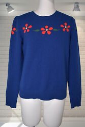Wonderful Chinti And Parker 100 Lambswool Sweater Jumper - Small - Rrp Andpound295