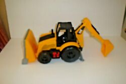 Toy State Industrial Ltd. Cat Caterpillar Tractor Sounds And Movement Fun Toy