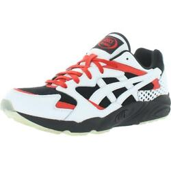 Asics Tiger Mens Gel-diablo Leather Fitness Running Shoes Sneakers Bhfo 8547
