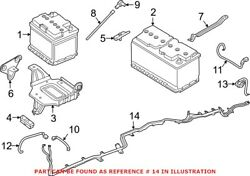 Genuine Oem Battery Cable Harness For Bmw 61128798403
