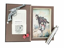Dictionary Of The Old West Gambler's Special Book Safe