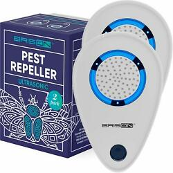 Ultrasonic Pest Reject Repeller - Plug In Electronic Non-toxic Device