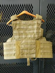 Eagle Industries Military Plate Carrier Coyote Tan