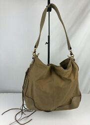 MZ Wallace Beige Tan Bucket Handbag $69.99