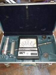 Alnor Velometer 6000 P 6000 Series Untested With Accessories Euc