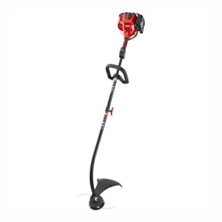 2cycle 25.4cc Curved Shaft Gas String Trimmer Bump Hand Held Attachment Capable