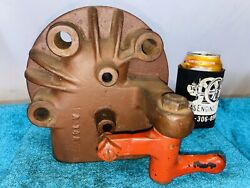 Head W/ Rocker Arm For 2 Hp Sparta Economy Hit Miss Gas Engine Part A14a