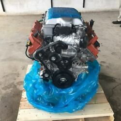 Dodge 6.2l Hellcat Complete Drop In Engine Assembly New Mopar Hot Rod Crate Oem
