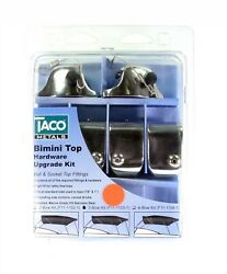 Taco Ball And Socket Upgrade Fitting Kit - Tac-f11-1103-1 - 3-bow - Brand New