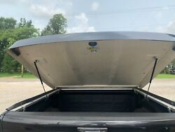 Tonneau Cover For 5'7 Dodge Ram Black Comes With 2 Keys And Waterproof 1500 Obo