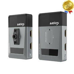 Vaxis Wireless Image Transmission Hd Video Transmitter Receiver Dual Hdmi 1080p