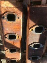 Used Marine Caterpillar 3160 210 Hp Manifolds Sold As Each