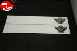 56 Ford And Thunderbird 292 Valve Cover Decals Pair