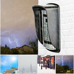 Waterproof Cover For Wireless Doorbell Ring Chime Button Transmitter Launcher