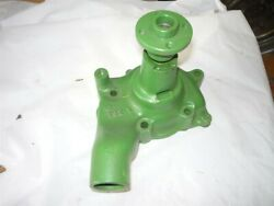 1949-1960 Oliver Tractor Water Pump 556677 Series Ks-350a Trw Usa Made