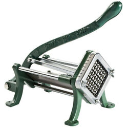 3 8quot; French Fry Cutter Potato Fries Slicer Dicer Chopper Commercial Restaurant $60.50