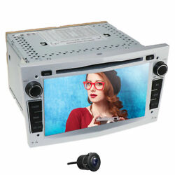 7 Android10 Ips Car Dvd Gps Radio Stereo For Opel Corsa C/d Vectra C Zafira Dsp