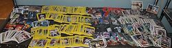 850 Baseball Card Lot Nothing But Stars Bonds Jeter Robinson Rose Cal And More