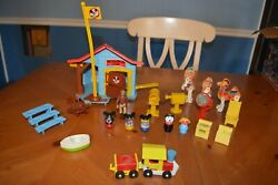Mickey Mouse Clubhouse With Added Fisher Price Toy Value Hasbro Romper Room