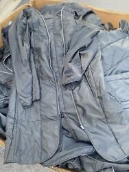 Military Surplus All Weather Trench Coat Removable Jacket Coat Lining Liner Lot