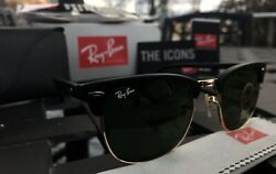🔥Ray Ban Clubmaster Sunglasses RB3016 51 21 🔥 $45.66