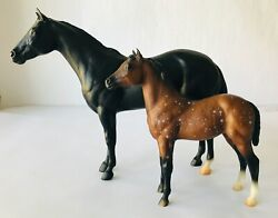 Breyer Horses Night Deck And Night Vision Signed Peter Stone 462/1500 Bhr 410392