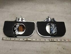 Mini Boards Floorboards Skull Highway Pegs Softail Sportster Dyna Motorcycle Pas