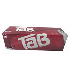 12 Pack Of Tab Soda Cola Brand New Unopened Brand New Discontinued
