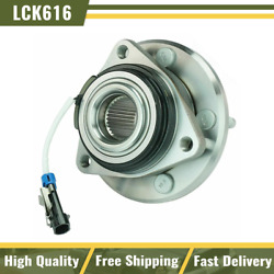 Front Wheel Hub And Bearing Assembly 513121 Timken For Chevy Olds Pontiac W/ Abs